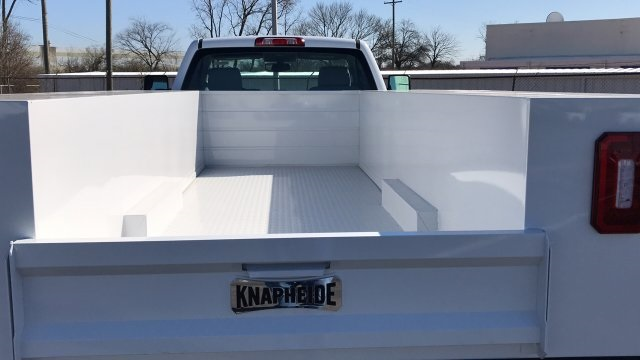 2018 Silverado 3500 Regular Cab DRW 4x4,  Knapheide Service Body #JF185893 - photo 9