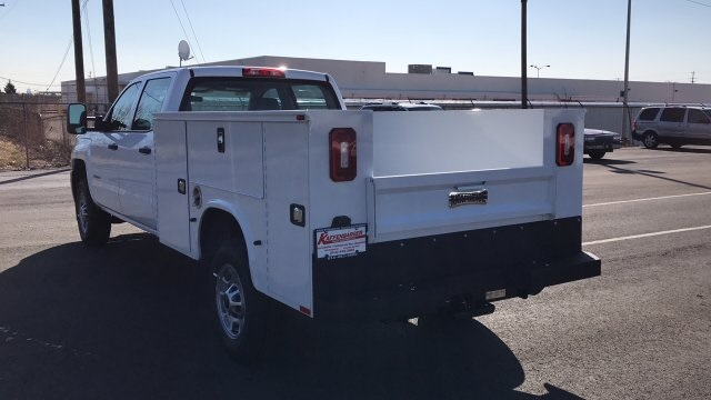 2018 Silverado 2500 Crew Cab, Knapheide Service Body #JF209593 - photo 2