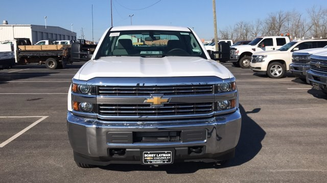 2018 Silverado 2500 Crew Cab, Knapheide Service Body #JF209593 - photo 4