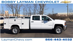 2018 Silverado 2500 Crew Cab, Knapheide Service Body #JF209593 - photo 1