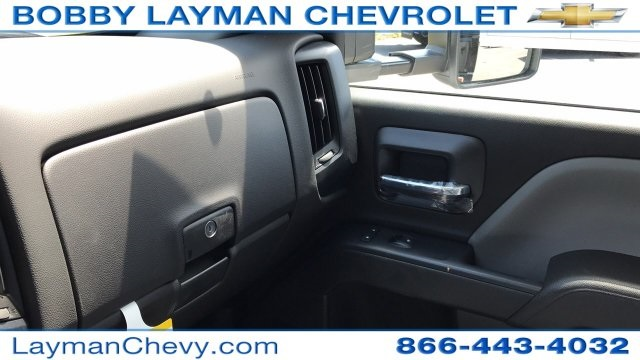 2018 Silverado 3500 Regular Cab DRW 4x2,  Knapheide Platform Body #JF246794 - photo 26
