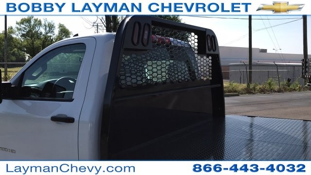 2018 Silverado 3500 Regular Cab DRW 4x2,  Knapheide Platform Body #JF247662 - photo 12