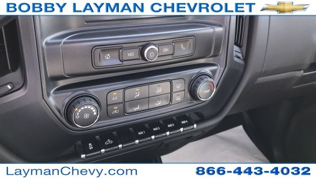 2018 Silverado 3500 Regular Cab DRW 4x2,  Knapheide Platform Body #JF247662 - photo 27