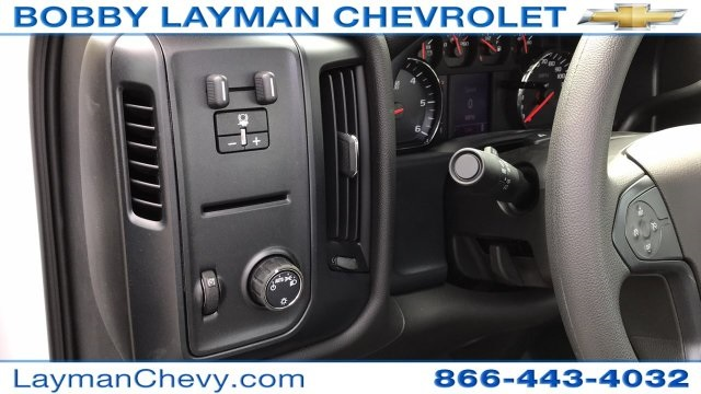 2018 Silverado 3500 Regular Cab DRW 4x2,  Service Body #JF248264 - photo 18