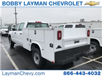 2018 Silverado 2500 Crew Cab 4x4, Service Body #JF258529 - photo 1