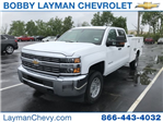2018 Silverado 2500 Crew Cab 4x4, Service Body #JF259509 - photo 1