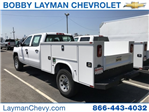 2018 Silverado 3500 Crew Cab DRW 4x4,  Service Body #JF265469 - photo 1