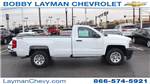 2018 Silverado 1500 Regular Cab 4x4,  Pickup #JZ119142 - photo 1