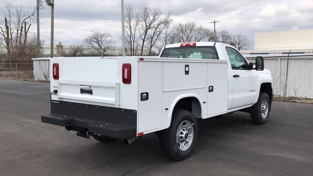 2018 Silverado 2500 Regular Cab 4x4, Knapheide Service Body #JZ127244 - photo 6