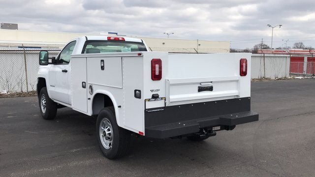 2018 Silverado 2500 Regular Cab 4x4, Knapheide Service Body #JZ127244 - photo 2