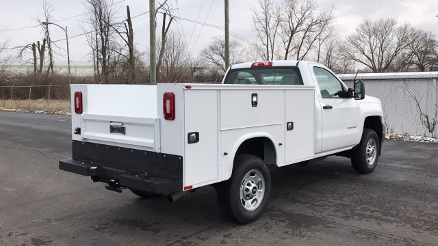 2018 Silverado 2500 Regular Cab 4x4, Knapheide Service Body #JZ129159 - photo 6
