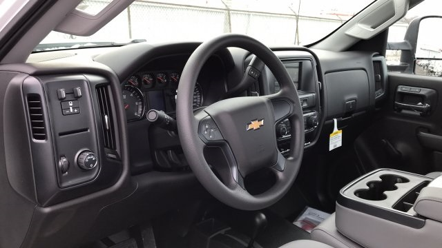2018 Silverado 2500 Regular Cab 4x4, Knapheide Service Body #JZ129159 - photo 13