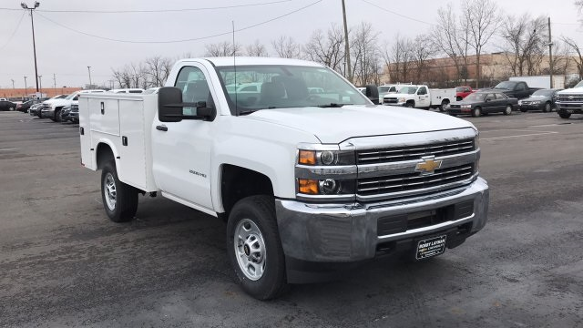 2018 Silverado 2500 Regular Cab 4x4, Knapheide Service Body #JZ129159 - photo 5