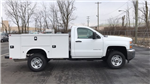 2018 Silverado 2500 Regular Cab 4x4, Knapheide Service Body #JZ129159 - photo 1