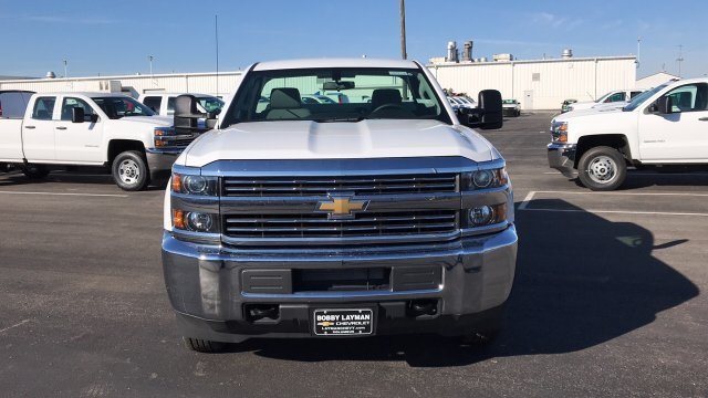 2018 Silverado 2500 Regular Cab 4x4, Knapheide Service Body #JZ129817 - photo 4