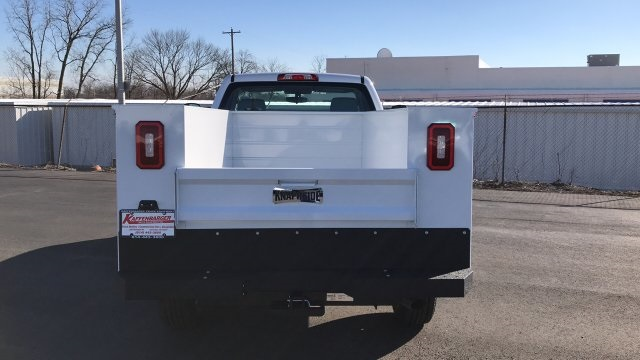 2018 Silverado 2500 Regular Cab 4x4, Knapheide Service Body #JZ129817 - photo 7