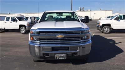 2018 Silverado 2500 Regular Cab 4x4, Knapheide Standard Service Body #JZ129817 - photo 4