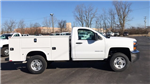 2018 Silverado 2500 Regular Cab 4x4, Knapheide Service Body #JZ129817 - photo 1