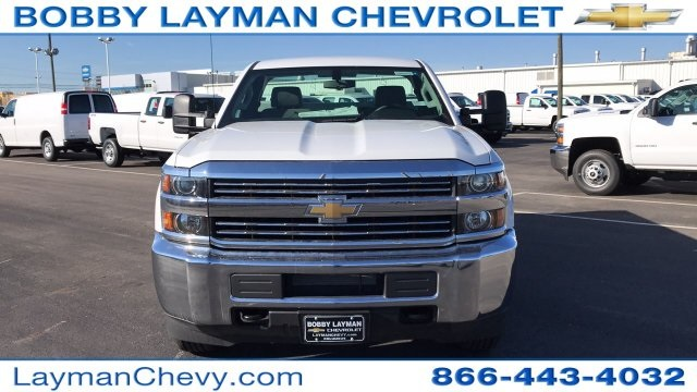 2018 Silverado 2500 Regular Cab, Knapheide Service Body #JZ132377 - photo 5