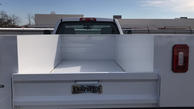 2018 Silverado 3500 Regular Cab DRW 4x4, Knapheide Service Body #JZ152487 - photo 9