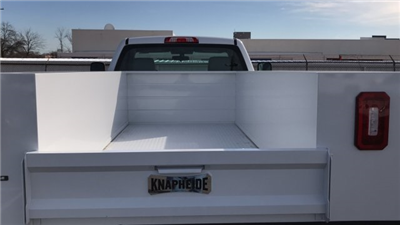 2018 Silverado 3500 Regular Cab DRW 4x4, Knapheide Standard Service Body #JZ152487 - photo 9