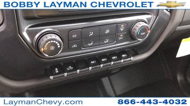2018 Silverado 3500 Regular Cab DRW 4x4, Crysteel Dump Body #JZ155666 - photo 25