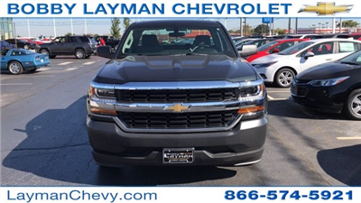 2018 Silverado 1500 Double Cab, Pickup #JZ159685 - photo 4