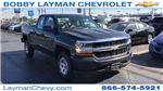 2018 Silverado 1500 Double Cab, Pickup #JZ159685 - photo 5