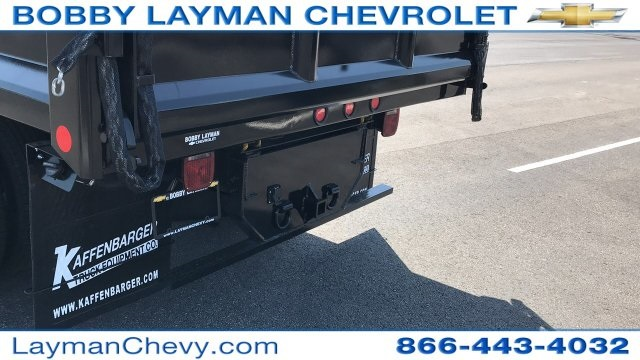 2018 Silverado 3500 Regular Cab DRW, Dump Body #JZ187383 - photo 8