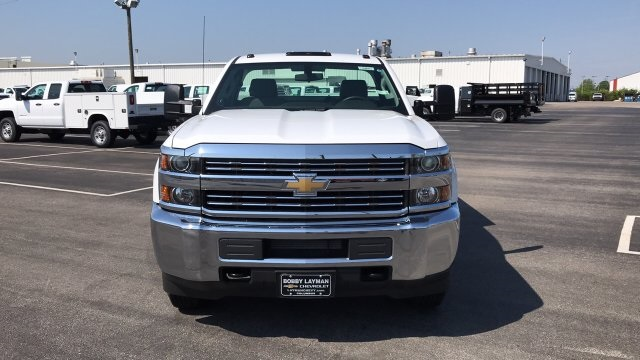 2018 Silverado 3500 Regular Cab DRW, Service Body #JZ188282 - photo 6