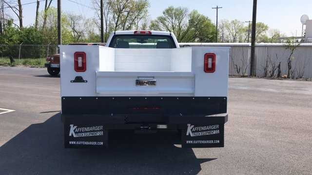 2018 Silverado 3500 Regular Cab DRW, Service Body #JZ188282 - photo 9