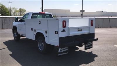 2018 Silverado 3500 Regular Cab DRW, Knapheide Standard Service Body #JZ188282 - photo 2