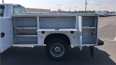 2018 Silverado 3500 Regular Cab DRW, Knapheide Standard Service Body #JZ188282 - photo 13