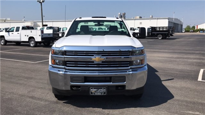 2018 Silverado 3500 Regular Cab DRW, Knapheide Standard Service Body #JZ188282 - photo 6