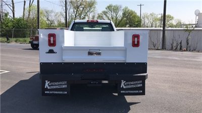 2018 Silverado 3500 Regular Cab DRW, Knapheide Standard Service Body #JZ188282 - photo 9