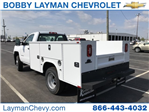 2018 Silverado 3500 Regular Cab DRW, Knapheide Standard Service Body #JZ188282 - photo 4