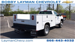 2018 Silverado 3500 Regular Cab DRW, Knapheide Standard Service Body #JZ188282 - photo 8