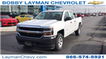 2018 Silverado 1500 Extended Cab 4x4 Pickup #JZ198368 - photo 3