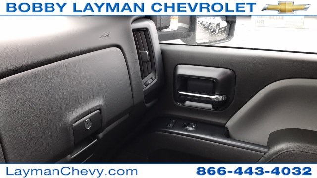 2018 Silverado 2500 Regular Cab 4x4, Pickup #JZ222062 - photo 26