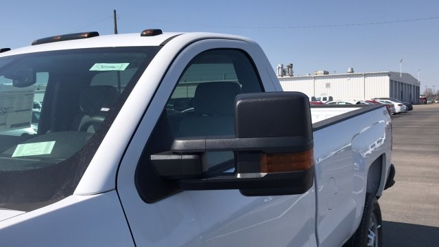 2018 Silverado 2500 Regular Cab 4x4, Pickup #JZ222062 - photo 28
