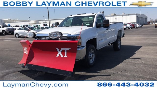 2018 Silverado 2500 Regular Cab 4x4,  Chevrolet Pickup #JZ222062 - photo 3