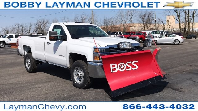 2018 Silverado 2500 Regular Cab 4x4,  Chevrolet Pickup #JZ222062 - photo 5