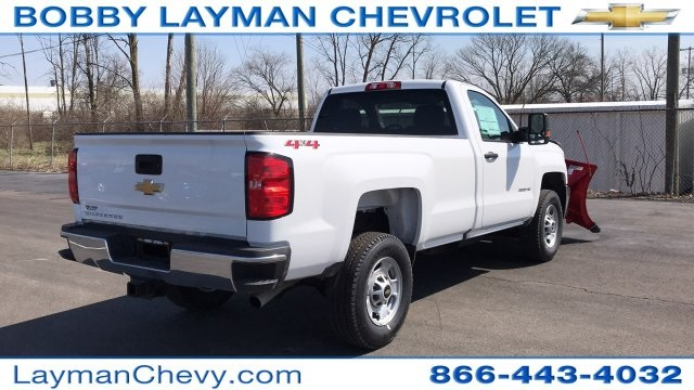 2018 Silverado 2500 Regular Cab 4x4,  Chevrolet Pickup #JZ222062 - photo 6