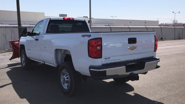 2018 Silverado 2500 Regular Cab 4x4,  Chevrolet Pickup #JZ222062 - photo 2