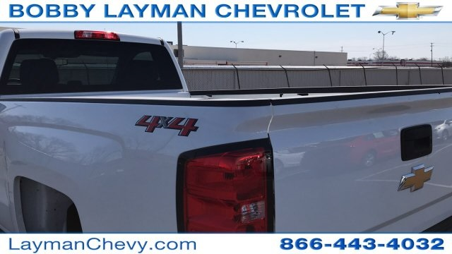2018 Silverado 2500 Regular Cab 4x4,  Chevrolet Pickup #JZ222062 - photo 9
