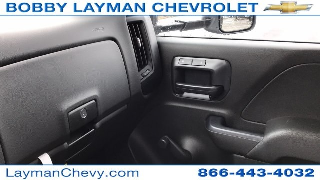 2018 Silverado 3500 Regular Cab DRW 4x4, Crysteel Dump Body #JZ252391 - photo 28