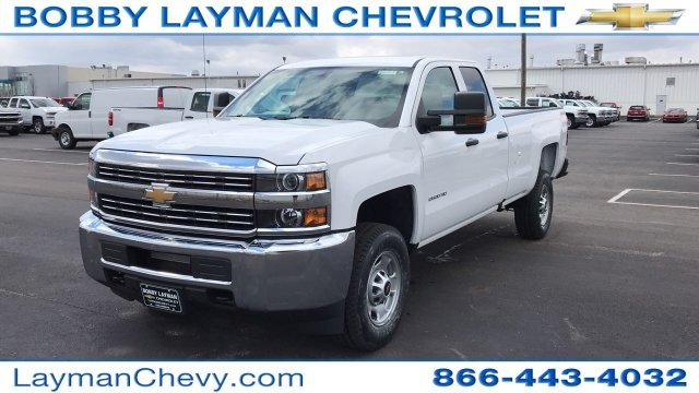 2018 Silverado 2500 Double Cab 4x4,  Pickup #JZ267370 - photo 3