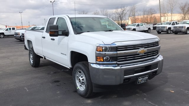 2018 Silverado 2500 Double Cab 4x4,  Pickup #JZ267370 - photo 5