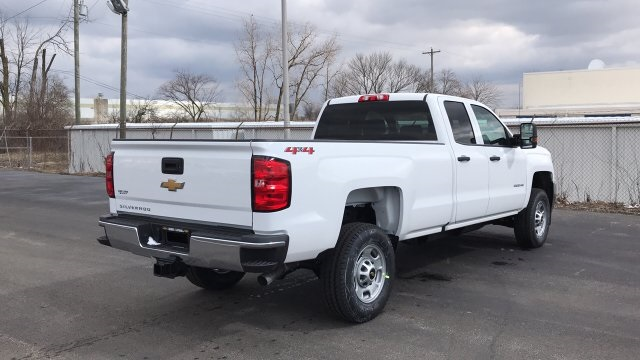 2018 Silverado 2500 Double Cab 4x4,  Pickup #JZ267370 - photo 6