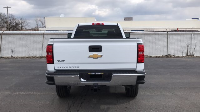 2018 Silverado 2500 Double Cab 4x4,  Pickup #JZ267370 - photo 7